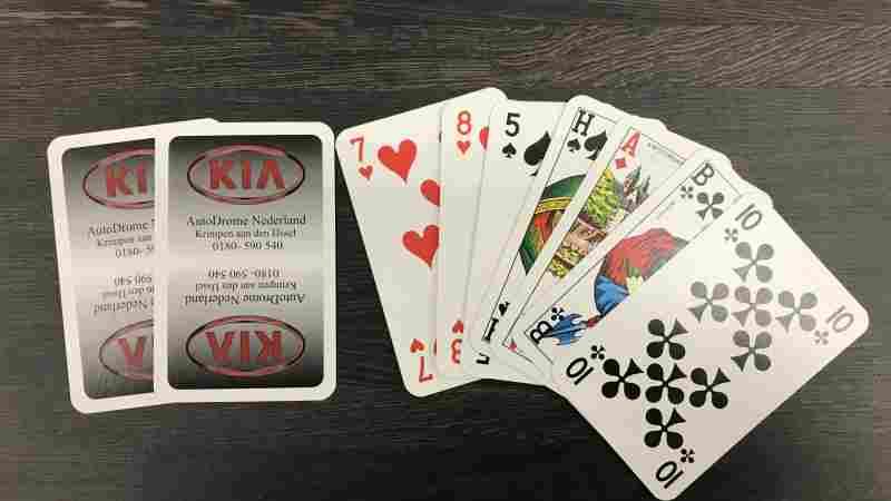 autodrome-speelkaarten